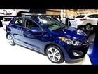 2013 Hyundai Elantra GT - Exterior and Interior Walkaround - 2013 Montreal Auto Show