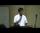 Rev. Mar's Sunday Sermon - July 22, 2012