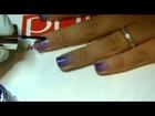 Tutorial Dégradé Purple Nails| Io amo le unghie curate per PUPA NAIL ACADEMY
