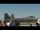 F22 Raptor Wings Over Houston Airshow HD