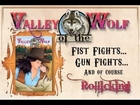 Valley Of The Wolf, A Lesbian Western, Book Trailer