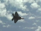F22 Raptor Strike Fighter in action!