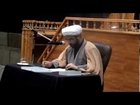 Sheikh Zaid Alsalami - Muharam 2013 - Night 1: Knowledge of the Imam