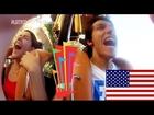 Nuevos Gritos en Six Flags Magic Mountain de Los Angeles California   Los Polinesios Vlogs