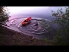 Dryland Kayak Surf Fail