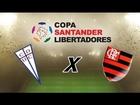 PES 2013 - Libertadores Semi Final - 2º Jogo - Universidad Católica x Flamengo.
