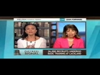 Rep Speier Talks About the Lackland Sex Scandal with Melissa Harris-Perry, July 14, 2012