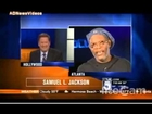 KTLA Reporter Mistakes Samuel L. Jackson for Laurence Fishburne | VIDEO
