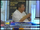 UNTV News: Philhealth, maglulunsad ng simutaneous Fun Run Nationwide (10182012)