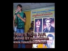 triubute to To M RAFI SAHAB ON HIS 32 DEATH ANNIVERSARY BY NAWEDKKHAN