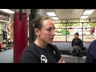 Diana Prazak Talks Fight With Holly Holm and Work With Lucia Rijker and Ronda Rousey