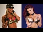 ST 43 (2) Hottest WWE Divas & TNA Knockouts Tournament Matches #177-180, Round 4