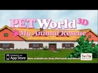 PetWorld 3D: My Animal Rescue - iPad / iPhone / iPod App