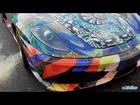 Laurence Gartel - Ferrari 430 Scuderia Wrap