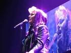 mjsbigblog.com American Idol Live 2012 Providence Erika Van Pelt, Glitter in the Air
