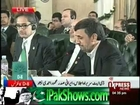 President of Iran Mahmoud Ahmadinejad's address to D-8 Summit in Islamabad (22nd November 2012)