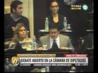 Visión Siete: Expropiación de la ex Ciccone: Diputados debaten el proyecto del oficialismo