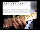 Black Label Society-Concrete Jungle solo lesson by Zasuka
