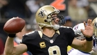 Week 8: Drew Brees highlights