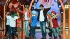 Sunny Deol DANCES with Salman Khan on Bigg Boss 7
