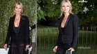 Kate Moss and Naomi Campbell Show Us Two Takes on All Black