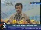Mahmoud Ahmadinejad met en garde la mafia Sioniste