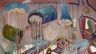 RAEART surreal timelapse painting video BATH TIME