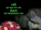 A Tribute To Mohammed Rafi