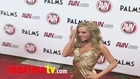 BREE OLSON at 2011 AVN AWARDS Red Carpet Arrivals