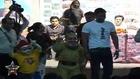 Toonpur Ka Super Hero Ajay devgn & Toons With Underprivileged KIds