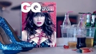 GQ UK Daisy Lowe Cover Shoot