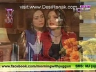 Morning With Juggun - 28th November 2012 [ Guest Hadiqa kiyani ] part 2