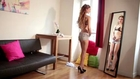 Sexy Girls Diary - Marleen : Hot girl takes off her clothes