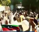 Clash between two groups of PTI against joining of Pervez Khattak